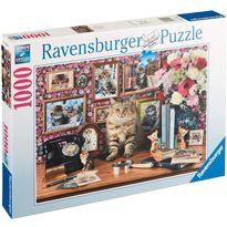 Puzzle 1000 mi pequeño gato - 26915994