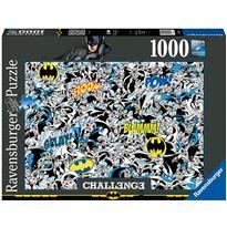Puzzle 1000 challenge batman - 26916513
