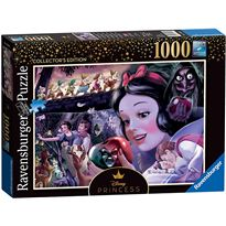 Puzzle 1000 snow white (disney heroines collector)