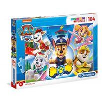 Puzzle 104 paw patrol - 06627262