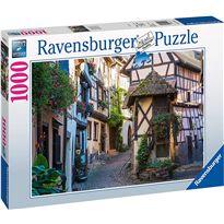 Puzzle 1000 eguisheim in alsace, france - 26915257