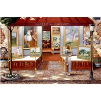 Puzzle 3000 galeria bellas artes - 26916466