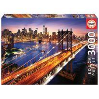 Puzzle 3000 manhattan al atardecer - 04018508