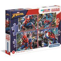Puzzle spiderman progresivo - 06621410