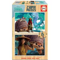 Puzzle 2x25 raya - 04018878