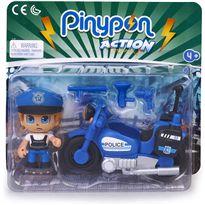 Pinypon moto policia - 13007810