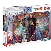 Puzzle 104 frozen-2 - 06623738