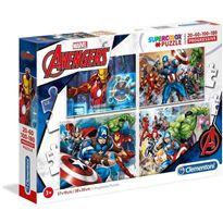 Puzzle avengers progresivo - 06607722