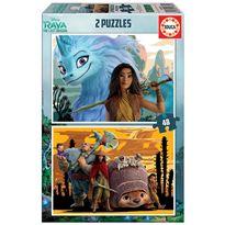 Puzzle 2 x 48 raya y dfragon
