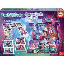 Superpack enchantimals