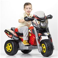 Trimoto red racer 6 v feber - 13058540(5)