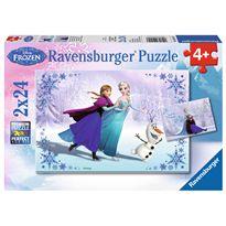 Puzzle 2 x 24 frozen