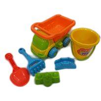 Camión con cubo y accesorios para la arena - 94209092