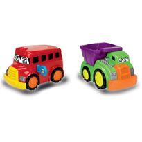 Vehículos happy city 27cm 4surt (precio unidad) - 91015245
