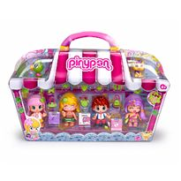 Pinypon city pack 4 figuras