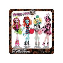 Monstruitas de intercambio monster high - 24505527