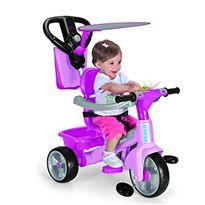 Trike baby plus music pink - 13000280
