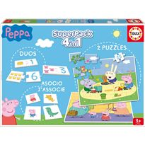 Superpack peppa pig - 04016229