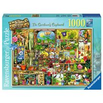 Puzzle 1000 colin thomson the gardeners
