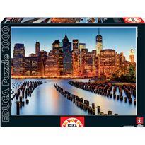 Puzzle 1000 ciudad de los rascacielos