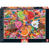 Puzzle 500 dulces
