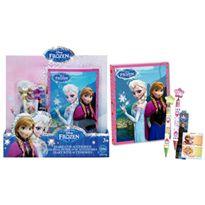 Agenda glitter con acces. frozen - 30586605