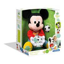 Mickey con pelota