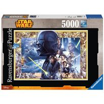 Puzzle 5000 pzs star wars