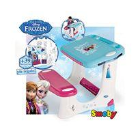 Pupitre frozen + estuche coloring - 33728116