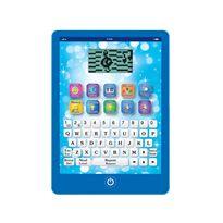 Tablet aprendizaje bilingüe azul - 87382012