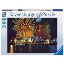 Puzzle 2000 fuegos artificiales en sydney - 26916622
