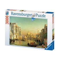 Puzzle 3000pzs canal grande, venecia