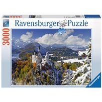 Puzzle 3000 castillo de neuschanstein