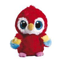 Yoohoo scarlet macaw 12.5 cm - 50412983