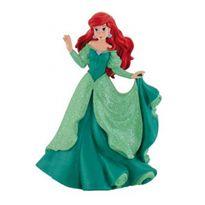 Figura pvc 10 cm. sirenita princesa ariel
