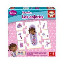 Aprendo los colores doctora juguetes