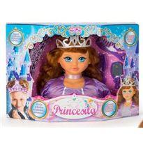 Busto princesita para peinar - 12069876