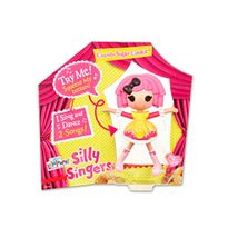 Lalaloopsy silly singers - 02552638