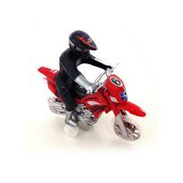 Moto fricción con motorista - 94203781(2)