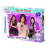 Puzzle 104 glitter violetta