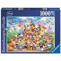 Puzzle 1000 disney carnaval