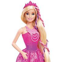 Barbie reino de los peinados
