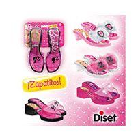 Zapatitos barbie - 09501782