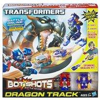 Transformers bot shots pista dragon - 25502584