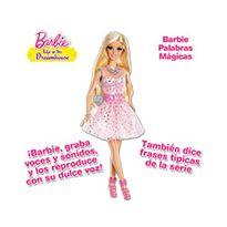 Barbie palabras magicas