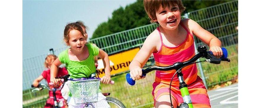 Bicicletas, triciclos y vehículos a batería