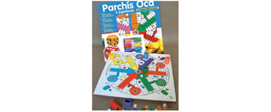 Parchis-Oca