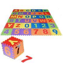 Puzzle de foam 36 pzs. 30cmx30cm - 99800123(2)