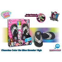 Color mi mine chanclas monster high - 30545970