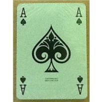 Cartas poker ingles celofan - 24009396